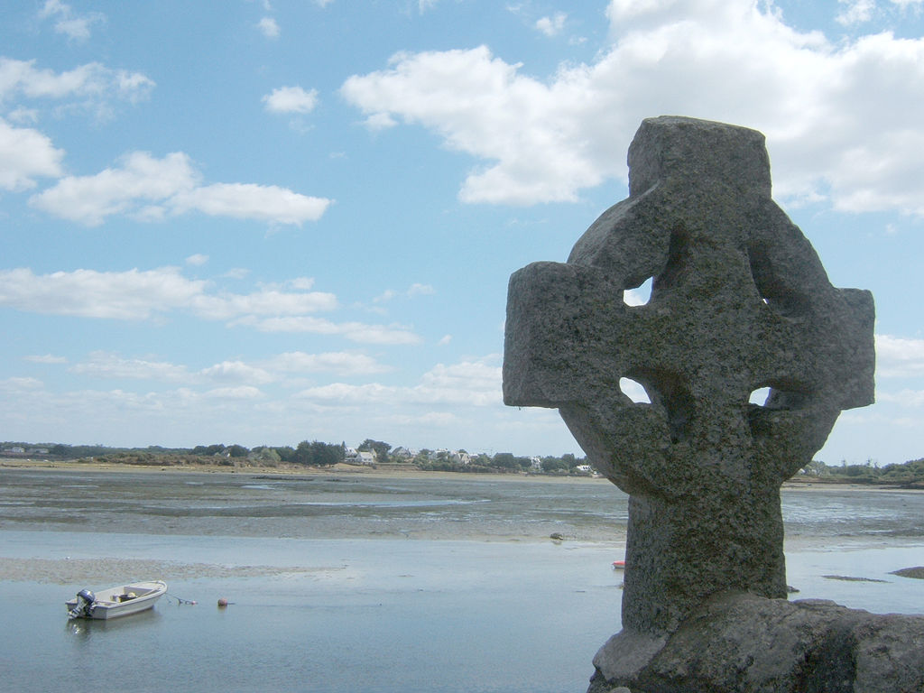 An Incarnational Meditation on the St. Patrick's Breastplate