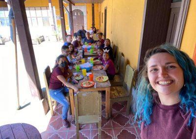 A Community Dinner with INNERChange Staff in Xela