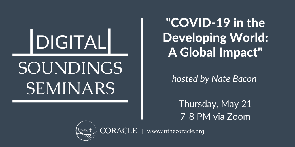 "Soundings Seminar ""COVID-19 in the Developing World: A Global Impact"""