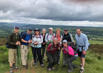 St. Cuthbert's Way Team