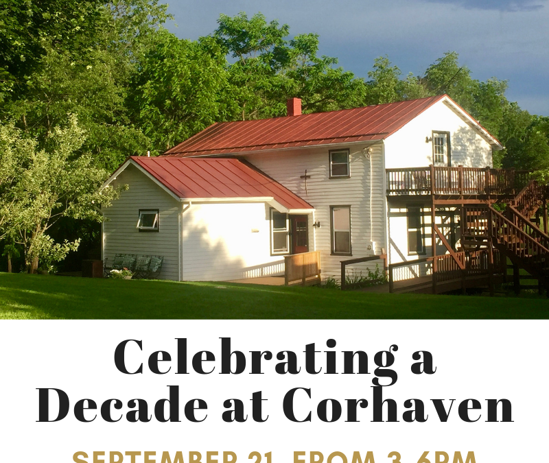 A Decade at Corhaven!