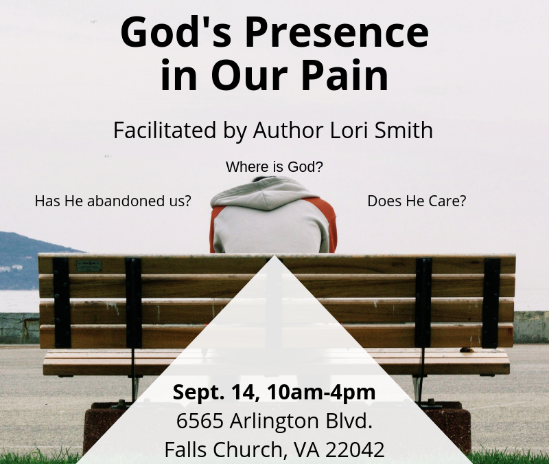 God's Presence in Our Pain
