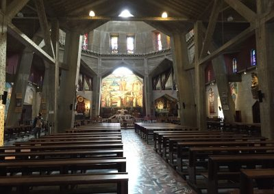 Church in Nazareth