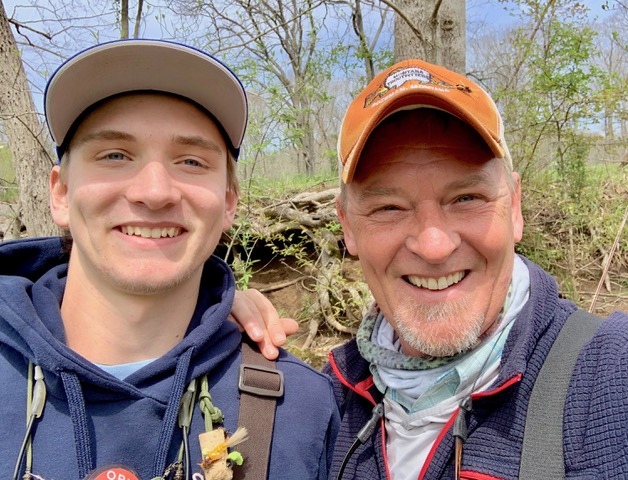 "SOUNDINGS: ""To Honor Grandpa with a Fly Rod: A Father and Son Tale"""