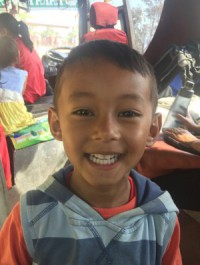 Aaron, a pastor's son, the future of Nepal