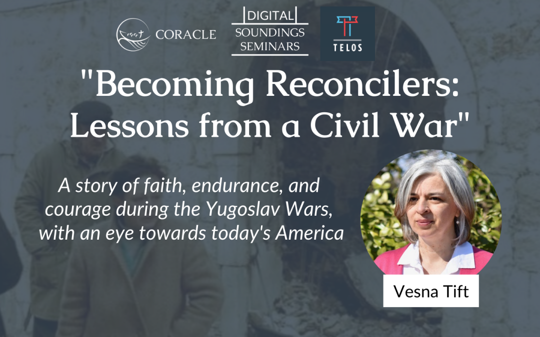 Becoming Reconcilers: Lessons from a Civil War