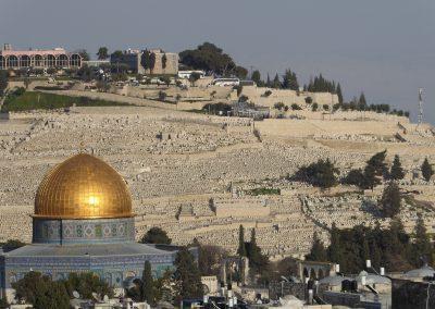 Jerusalem - Telos/Coracle Pilgrimage