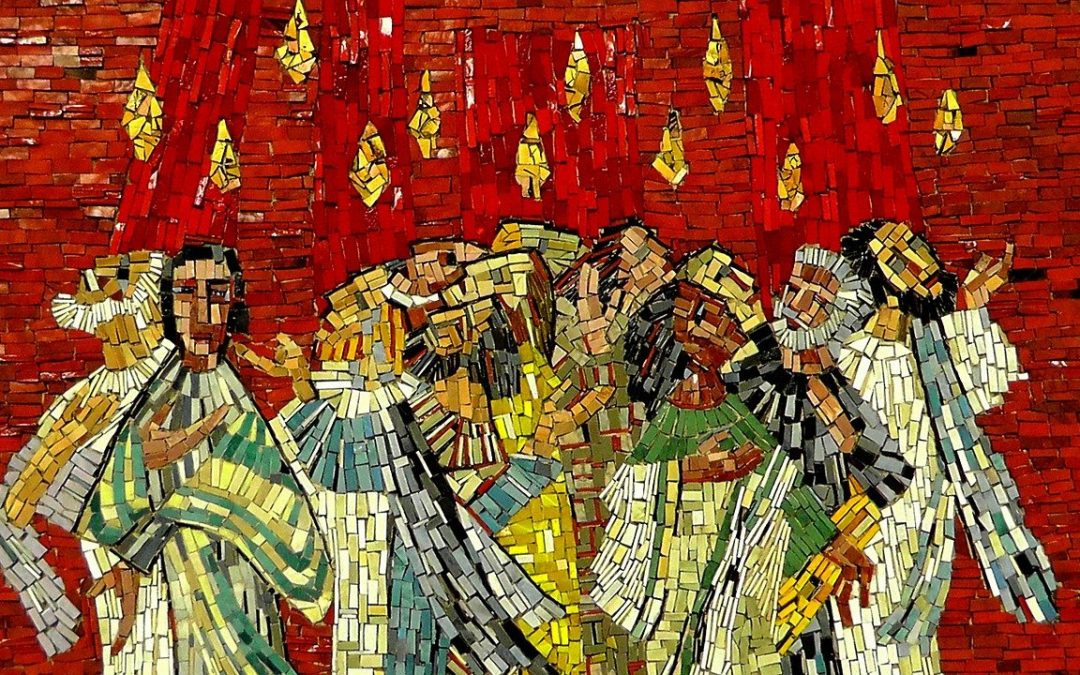 Pentecost Freedom from Pandemic Ruts