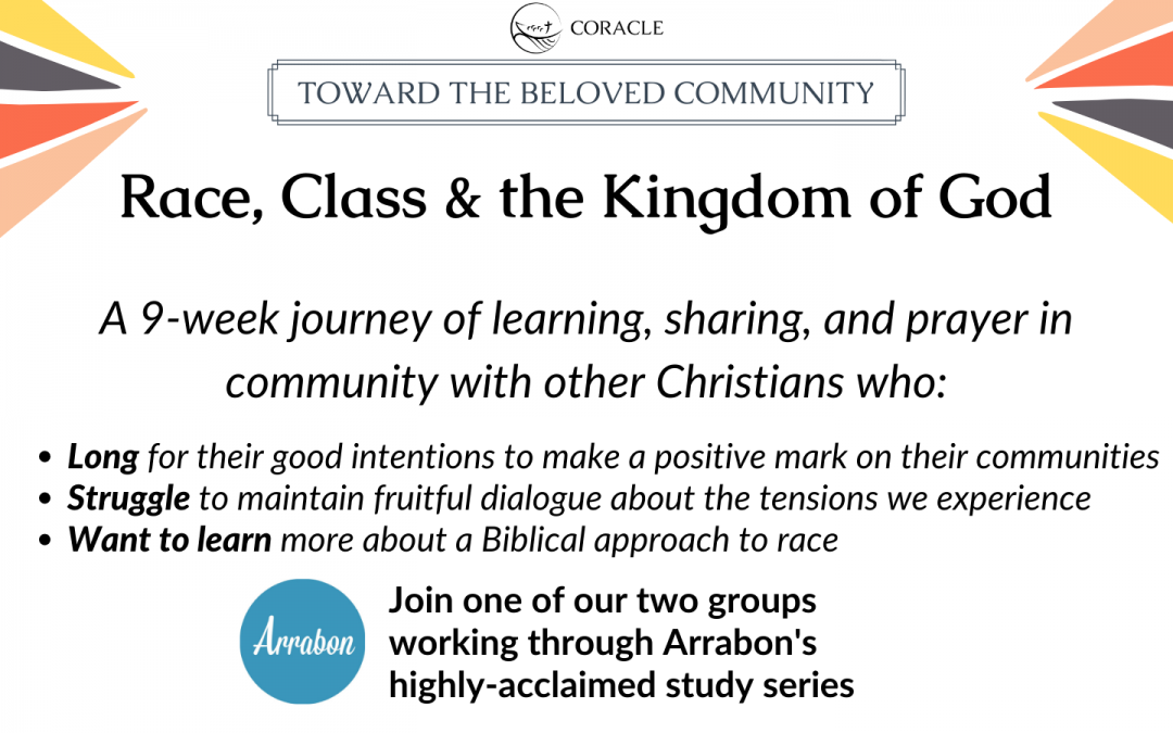 "New Short-Course: ""Race, Class & the Kingdom of God"""