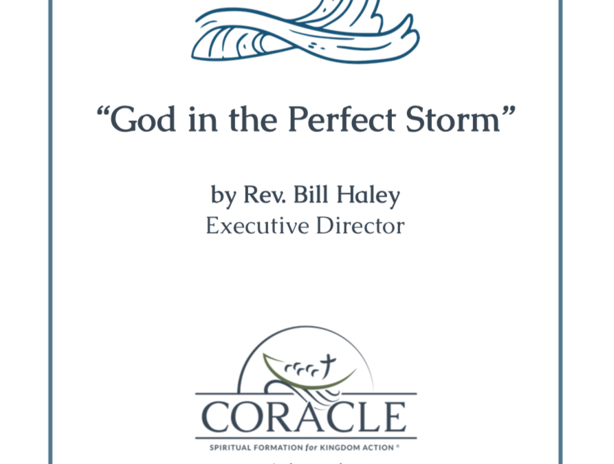 """SOUNDINGS: """"God in the Perfect Storm"""""""