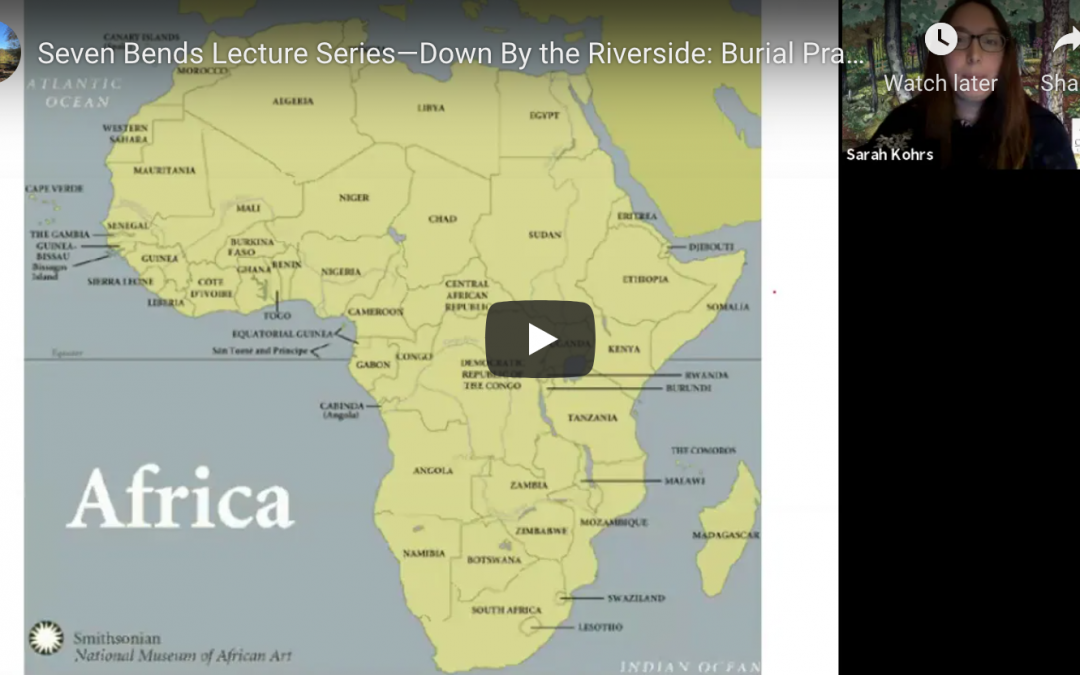 Down By the Riverside: Burial Practices of the Enslaved