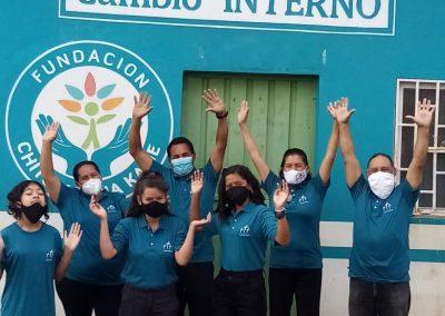 The InnerCHANGE Team in Honduras