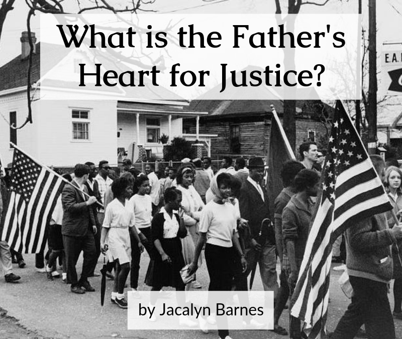 What is the Father's Heart for Justice?