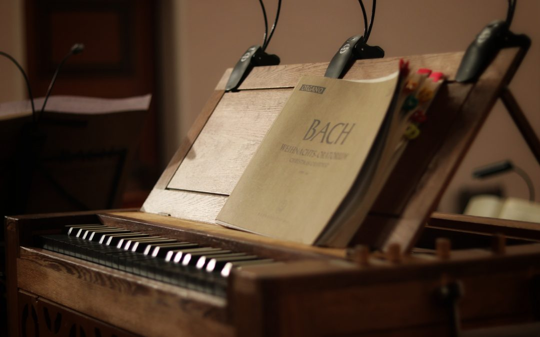 A Musical Meditation on Creation from C.S. Lewis