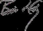 bill haley signature