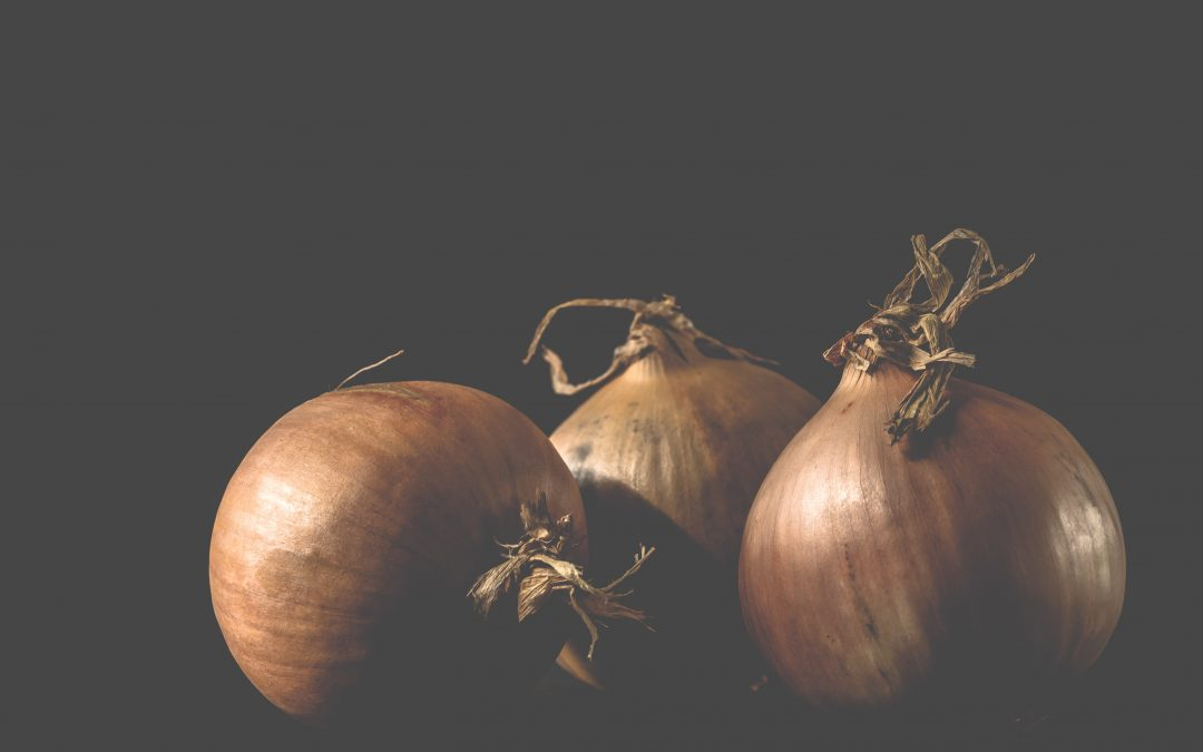 The Spiritual Significance of an Onion