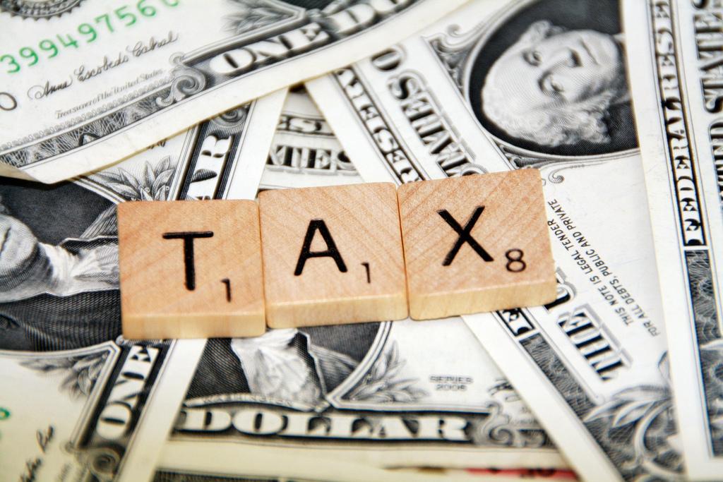 Your Taxes as a Prayer of Examen